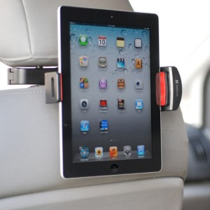 ExoMount, Tablet, HRM, Headrest, Tablet Mount