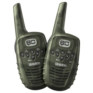 Uniden UH305SX-2NB UHF Radio Twin Pack