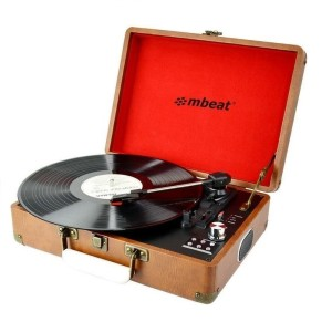 mBeat, Retro turntable, USB direct recording