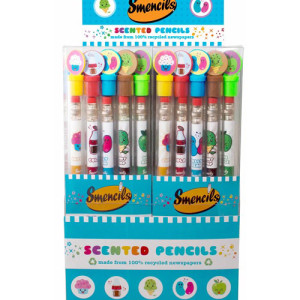 Smencil, colour, scented pencils , 5 pack