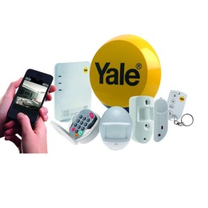 Yale, Easy Fit, SmartPhone, Alarm Kit
