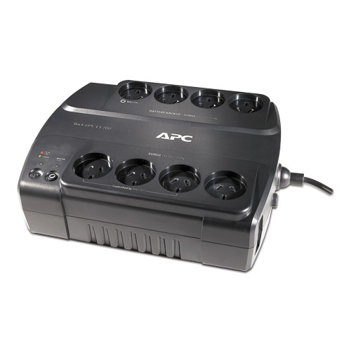 APCX, PowerSaving, BackUPS, 8 Outlet