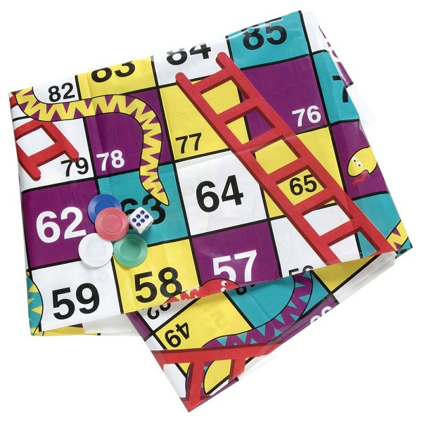 ELC, Snakes and Ladders, Game