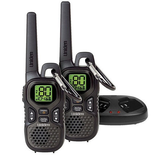 Uniden, UH515-2, UHF, Handheld Radio, Twin Pack
