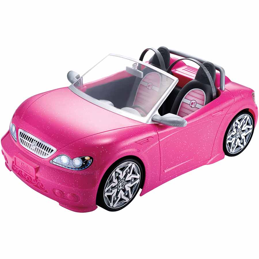Barbie, Glam Convertible