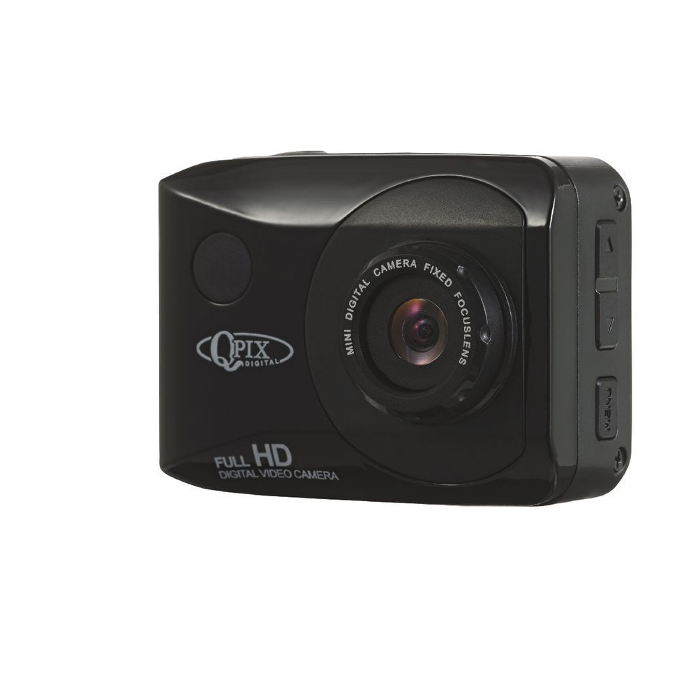 Qpix, Full HD, Action CameraQpix, Full HD, Action Camera