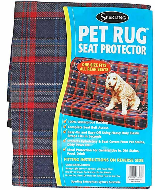 Sperling, Pet, Seat, Protector