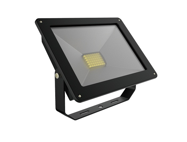 Weatherproof, LED, Slim, Floodlight, IP65, 50W, 4000K ,1200Lm