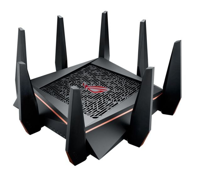 ASUS, ROG, Rapture, GT-AC5300, Gaming Router