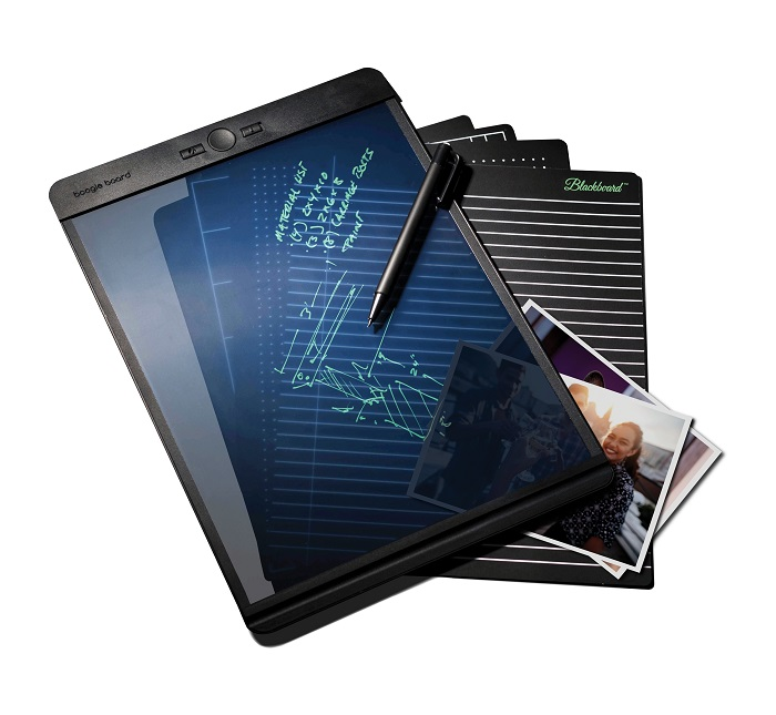 Boogie Board, Blackboard, Liquid Crystal, LCD, eWriter