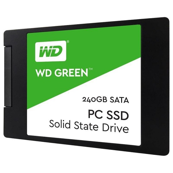 WD, Internal, 240GB ,SATA3 ,2.5