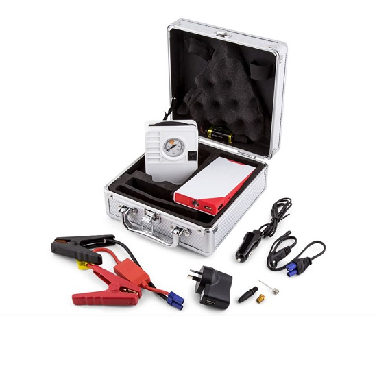 ROCK ALL-IN-ONE JUMP STARTER KIT ab