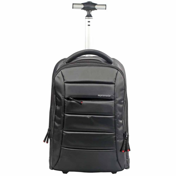 Promate, BizPak, Premium, Multi-purpose, Portable, Trolley Bag, Laptops