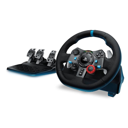 Logitech, G29, Driving Force, Racing Wheel