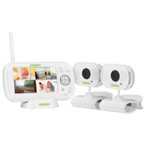 "Uniden, 4.3"" Digital ,Wireless Baby ,Video Monitor - BW3102"