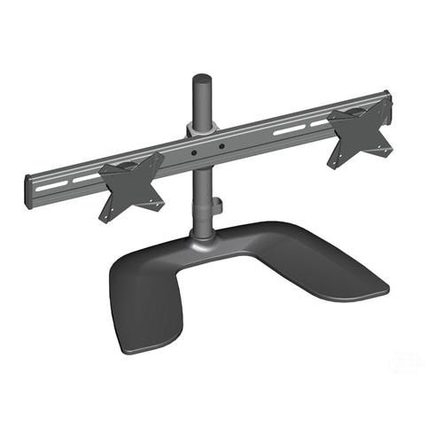 dual monitor stand, monitor stand
