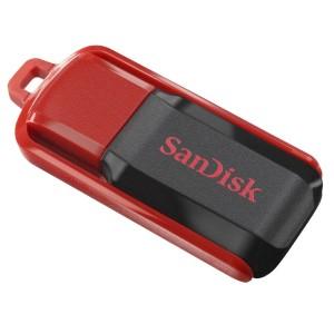 SanDisk, 8GB, Cruzer Switch, USB 2.0