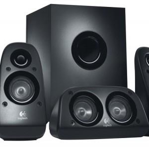 Logitech, Z506, Surround Sound, Speakers