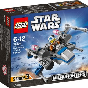 LEGO, Star Wars, Resistance, X-Wing Fighter