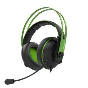 ASUS, CERBERUS, V2, Headset, Green