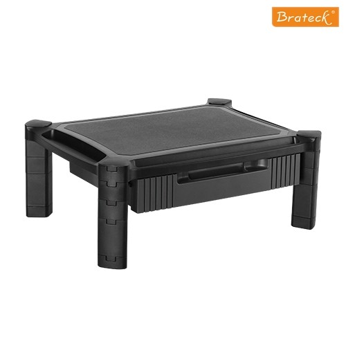 Brateck, Height Adjustable, Smart Stand, Drawer, 13''-32
