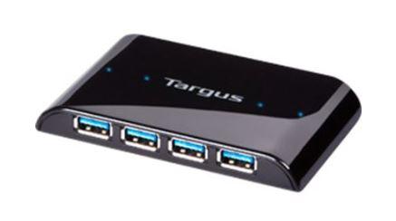 Targus, 4 Port, USB3.0, Hub, Superspeed