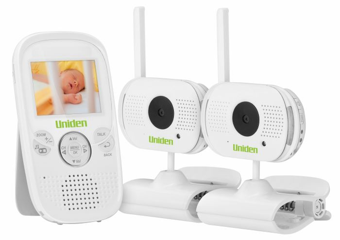 "Uniden, BW 3002, 2.3"", Digital Wireless, Baby Video"