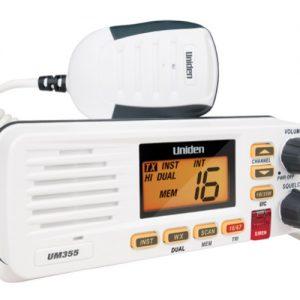 Uniden, UM355VHF ,VHF, Marine Radio